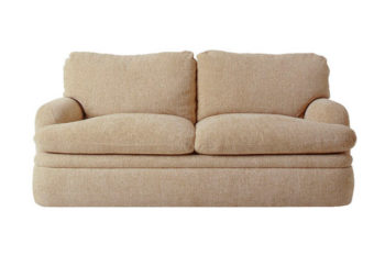 luxury upholstered sofa