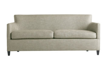 high end custom upholstered couch