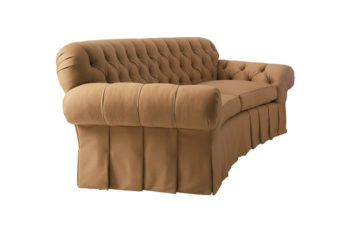 upholstered luxury couch