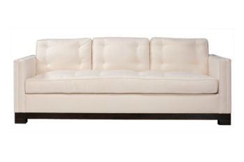 upscale custom lounge sofa